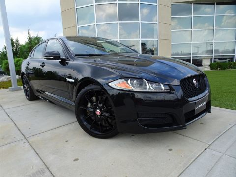 Certified Used Jaguar XF V6 Sport