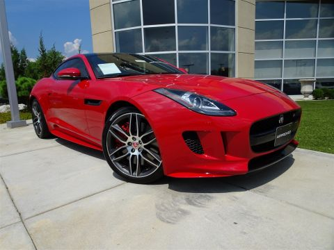 Certified Used Jaguar F-TYPE S