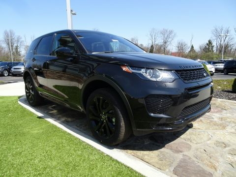 New 2018 Land Rover Discovery Sport HSE Luxury