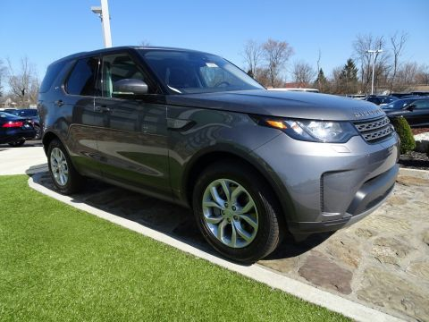 New Land Rover Discovery SE