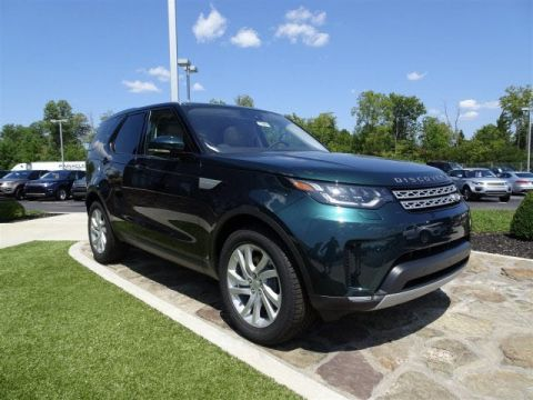 New Land Rover Discovery HSE