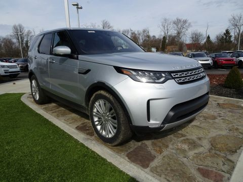 New Land Rover Discovery HSE Luxury