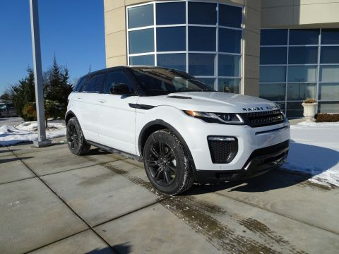 New Land Rover Range Rover Evoque Landmark Edition
