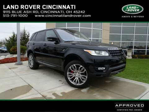 Certified Used Land Rover Range Rover Sport V8 Dynamic