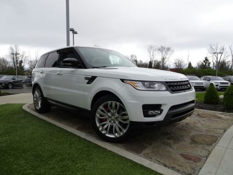 Used Land Rover Range Rover Sport Supercharged