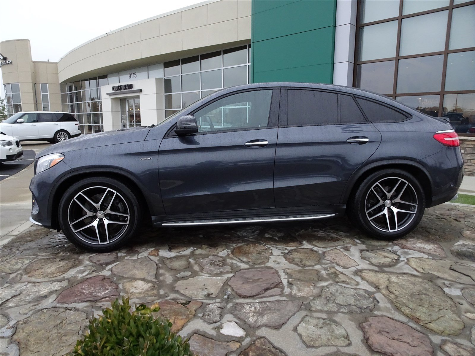 Pre Owned 2016 Mercedes Benz GLE GLE 450 AMG Sport Utility in