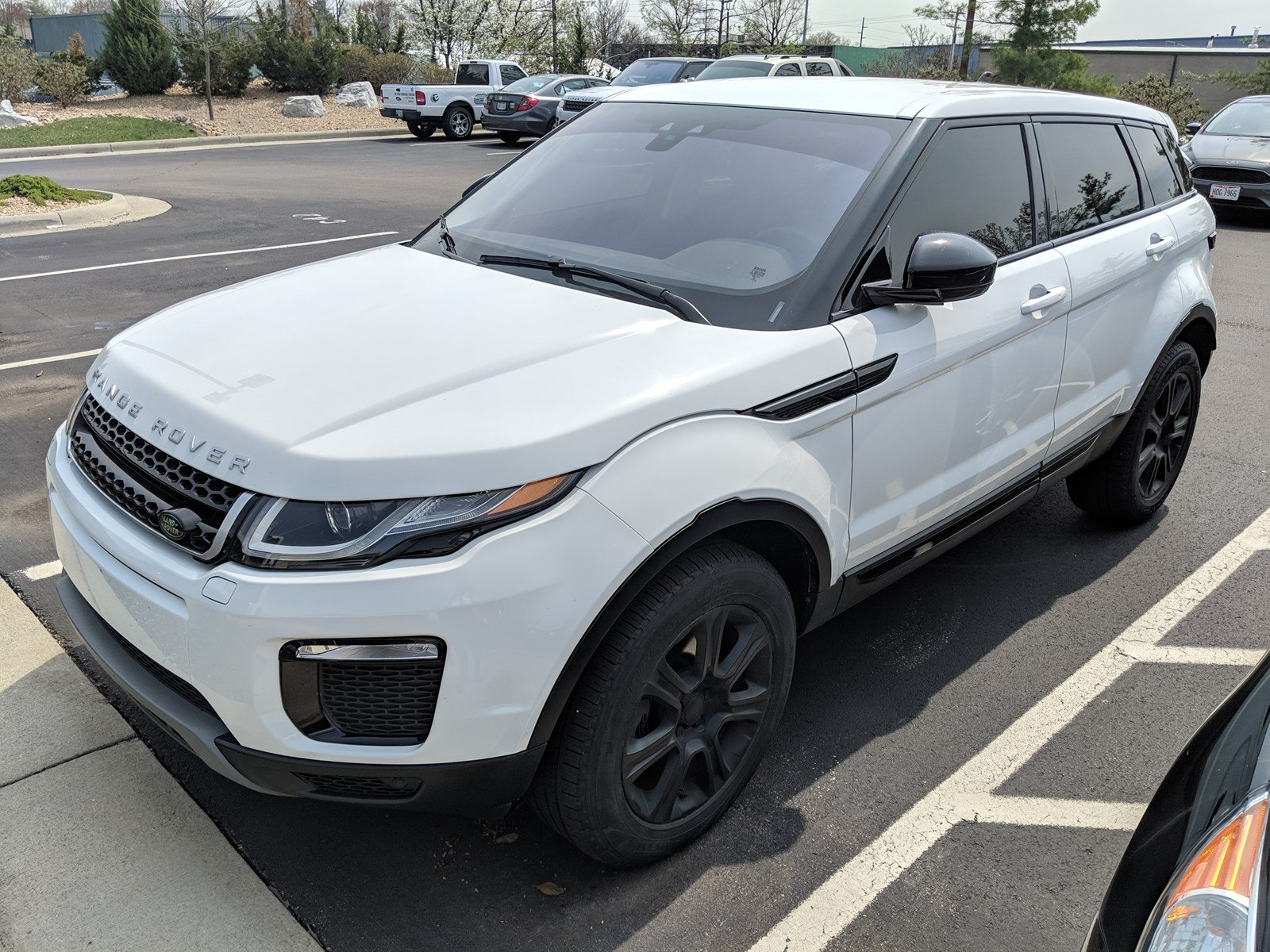 Certified Pre Owned 2016 Land Rover Range Evoque Se Premium