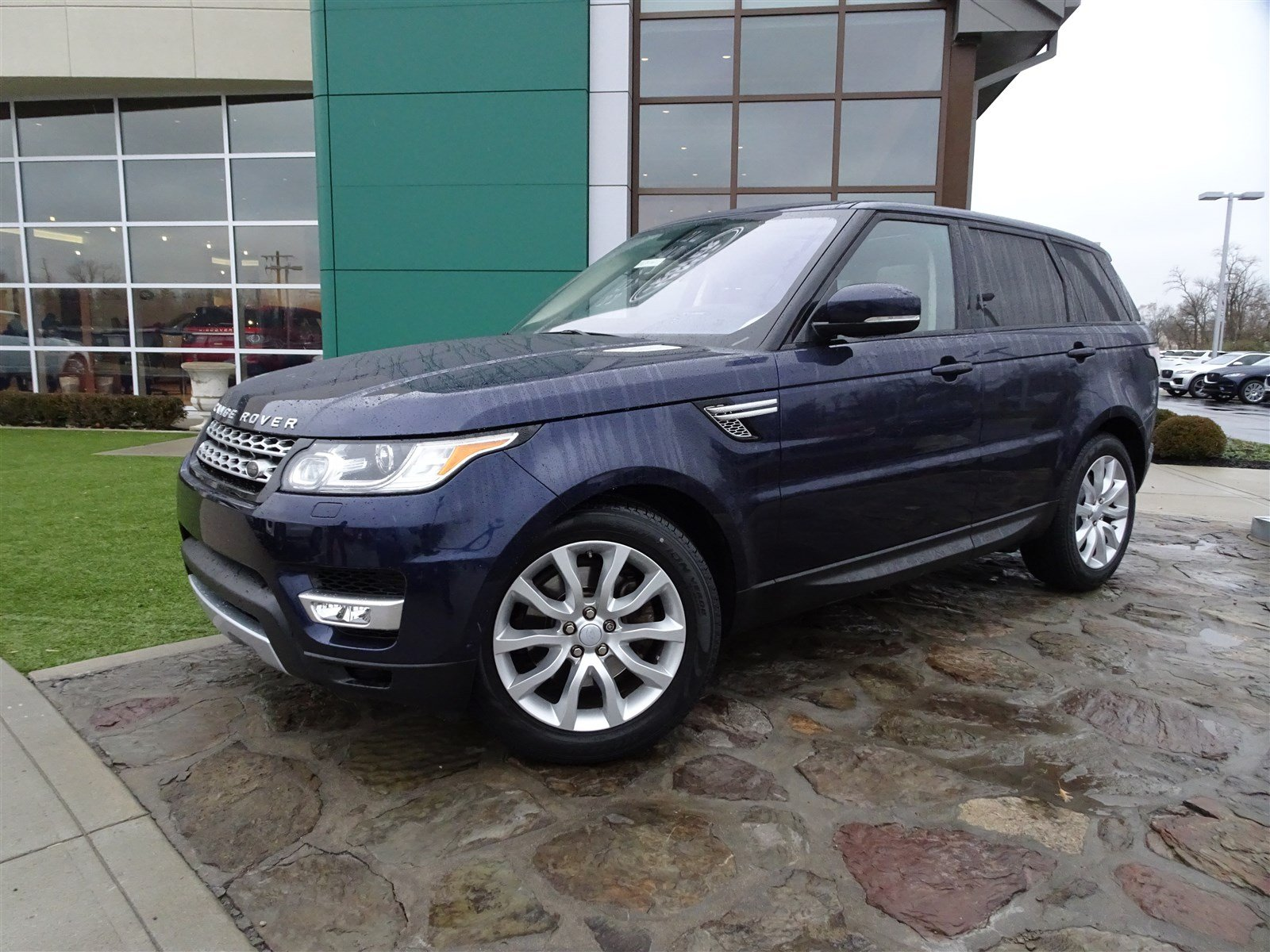 Certified Pre Owned 2016 Land Rover Range Rover Sport V6 HSE 4 Door