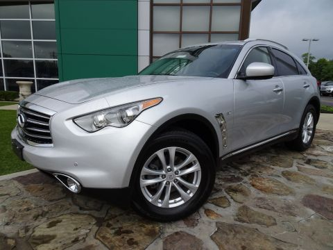 Pre-Owned 2016 INFINITI QX70