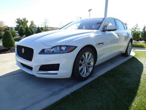 Certified Pre-Owned 2018 Jaguar XF 20d Premium