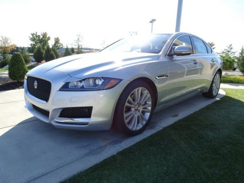 Certified Pre-Owned 2018 Jaguar XF 20d Prestige