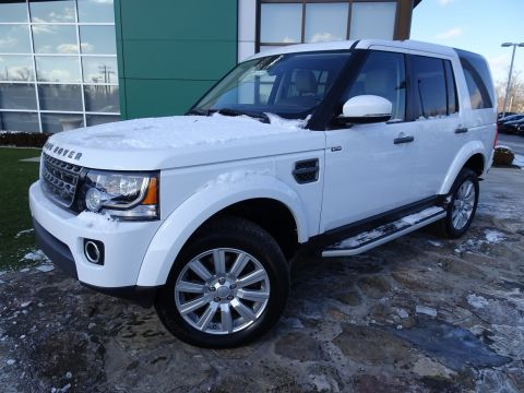 Certified Pre-Owned 2016 Land Rover LR4