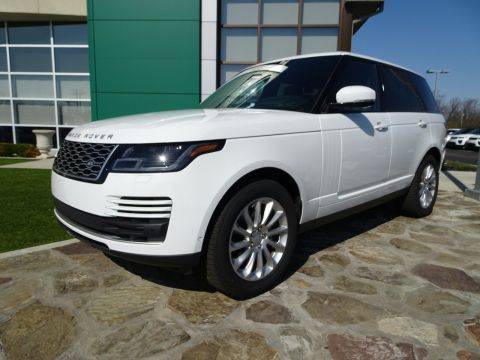 New 2018 Land Rover Range Rover HSE
