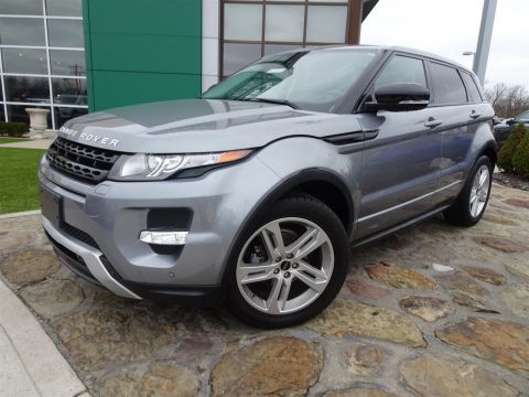 Pre-Owned 2012 Land Rover Range Rover Evoque Dynamic Premium