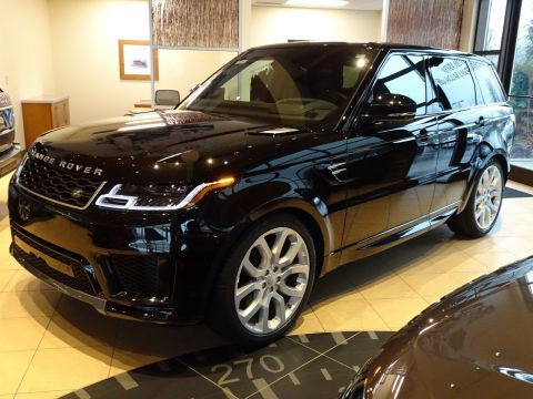 New 2018 Land Rover Range Rover Sport