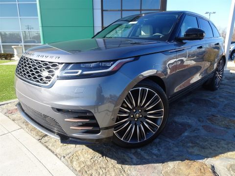 New 2018 Land Rover Range Rover Velar First Edition